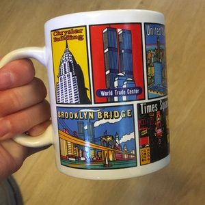 Vintage New York City Mug